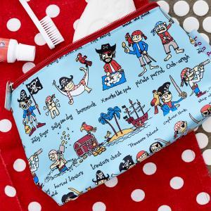 Pirates Wash Bag