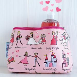 Princess Wash Bag
