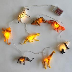 House of Disaster Safari Animals String Lights