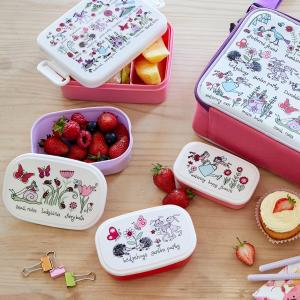 Secret Garden Snack Boxes