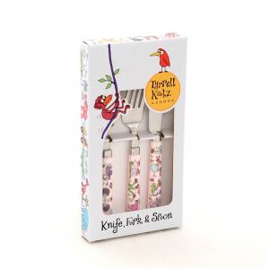 Secret Garden Cutlery Set