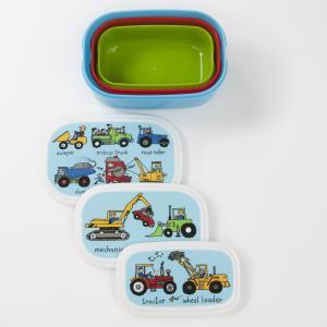 Trucks Snack Boxes