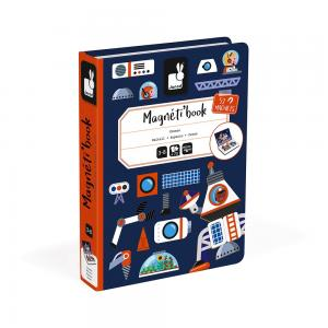 Space Magnetic Book