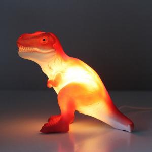 House of Disaster T-Rex Red Mini LED Night Light