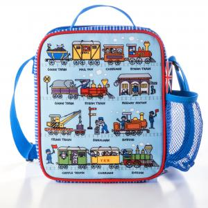 New Trains Lunch Bag