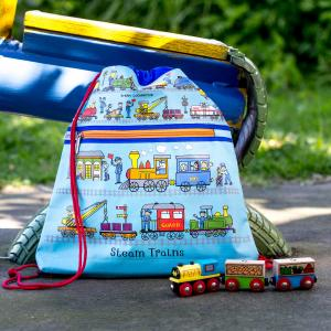 Trains Design Kitbag