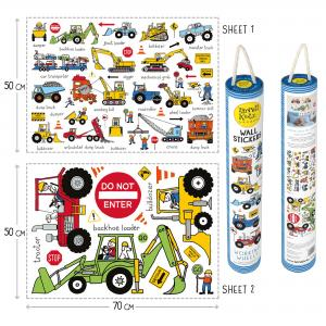 Trucks Wall Stickers