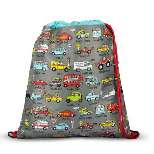 Cars Design Children's Kitbag