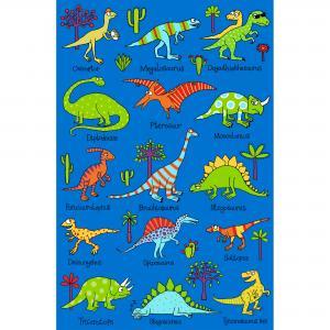Dinosaurs Snuggle Blanket
