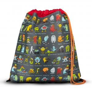 Monsters Design Children's Kitbag
