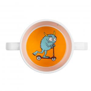 Monsters Design Melamine Training Cup