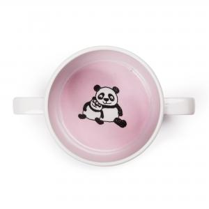 Pandas Design Melamine Training Cup