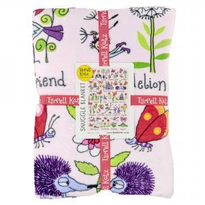 Secret Garden Snuggle Blanket