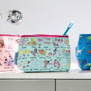 Under The Sea  Wash Bag