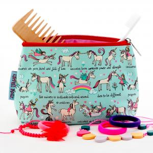 Unicorns Wash Bag