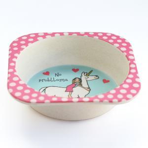 Unicorn Bamboo Kids Bowl