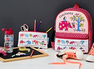 Elephants Back To School