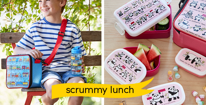 Scrummy Lunch