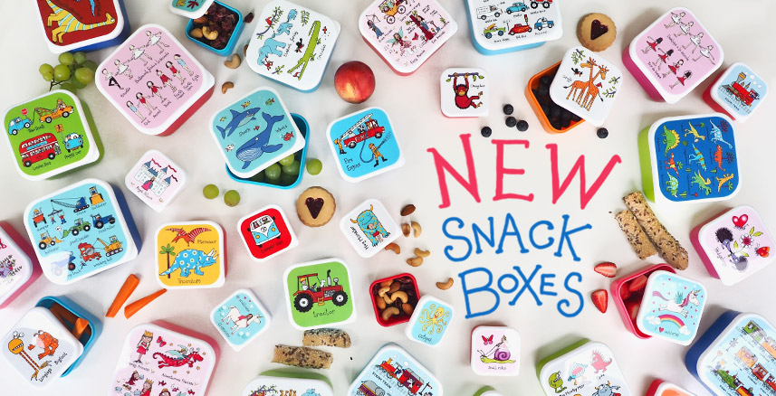 New Snack Boxes