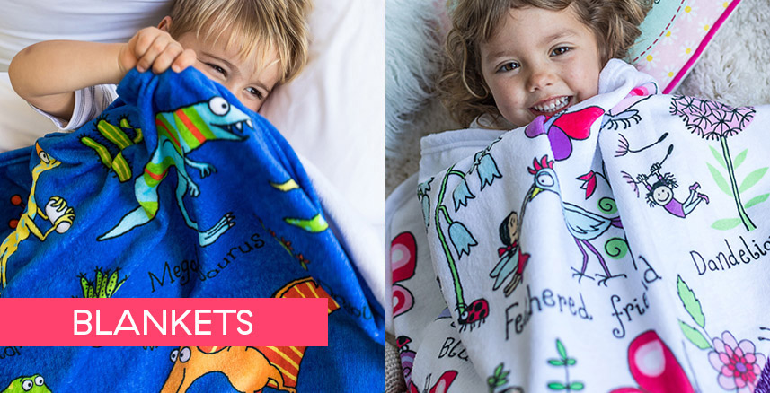 Snuggle Blankets