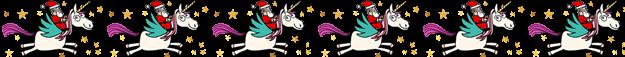 Unicorns Print